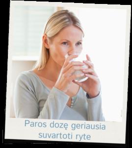 Paros-doze-geriausia-suvartoti-ryte